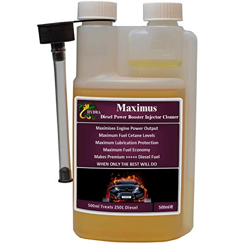 HYDRA MAXIMUS fuel injector cleaner for cleaning diesel injectors...