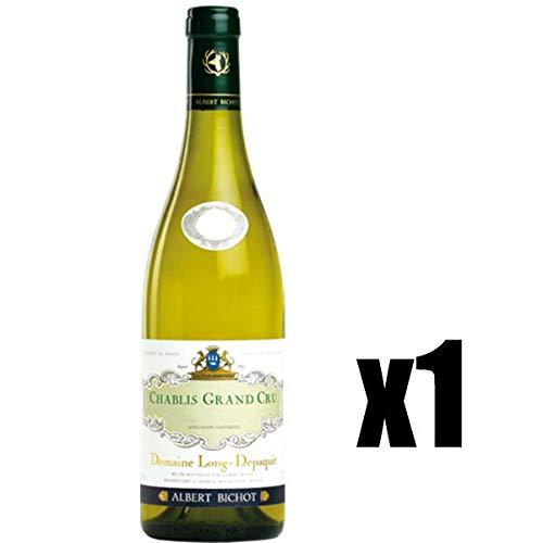 X1 Chablis'La Moutonne' 2016 75 cl Domaine Long-Depaquit AOC Chablis Vino Blanco