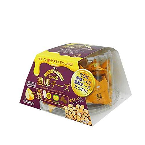 じゃり豆濃厚チーズ80g ひまわり/かぼちゃ/アーモンド/チーズ/種菓子/通販/なまため