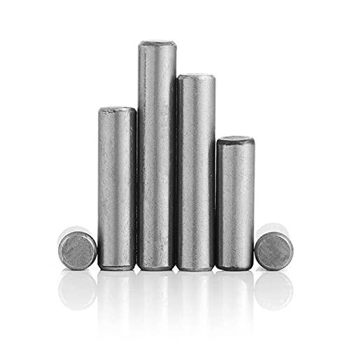 De múltiples fines 50 unids/lote DIA 5mm Cojinete Cilíndrico Pines Cylindricos - Pin Pins-Pass-Passing Pin Elementos de fijación con pasador (Diameter : 5x6mm)