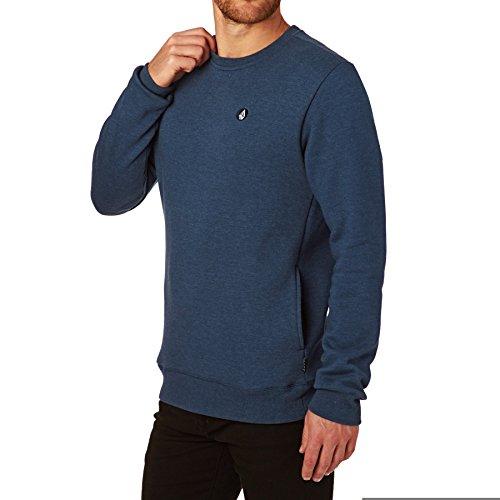 Volcom Herren Sweater Single Stone Crew Sweater