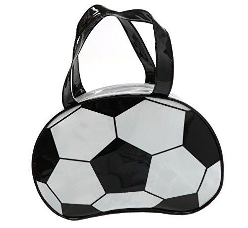 パルマート ビニール ボストン バッグ サッカーボール ビニールバッグ GDH14