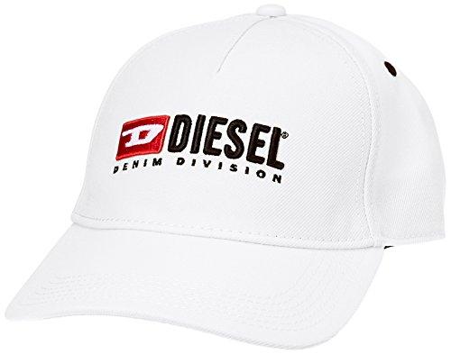 Diesel 00SIIQ OLAOI CAKERIM-MAX Sombrero Unisex White II