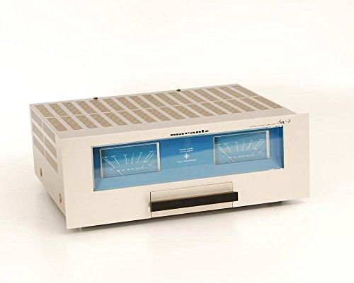 Marantz SM-8 Endverstärker mit Zeigeristrumenten