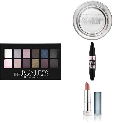 Maybelline-Koffer mit Smokey Eyes Set