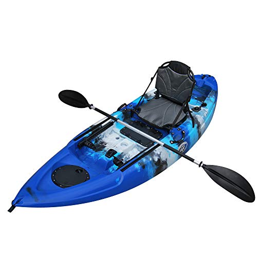 Brooklyn Kayak Company UH-FK285-BLUCamo