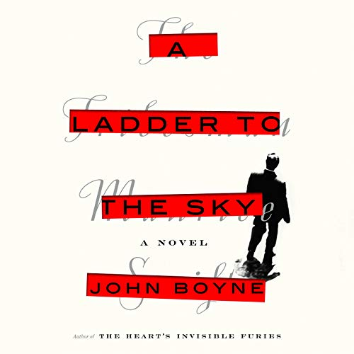 A Ladder to the Sky audiobook cover art