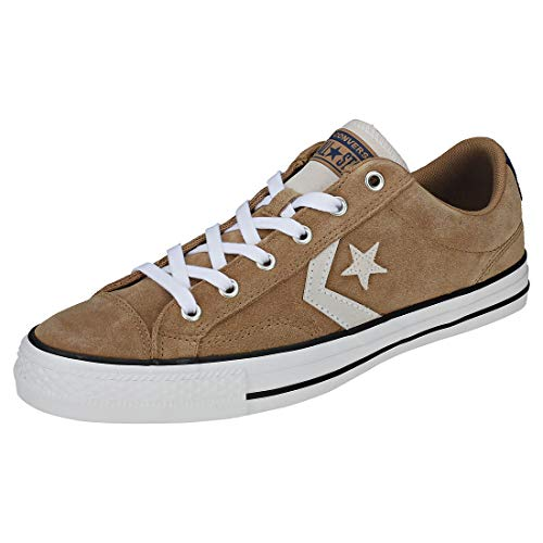 Converse Lifestyle Star Player Ox, Zapatillas Unisex Adulto, (Teak/Navy/White 234), 40 EU