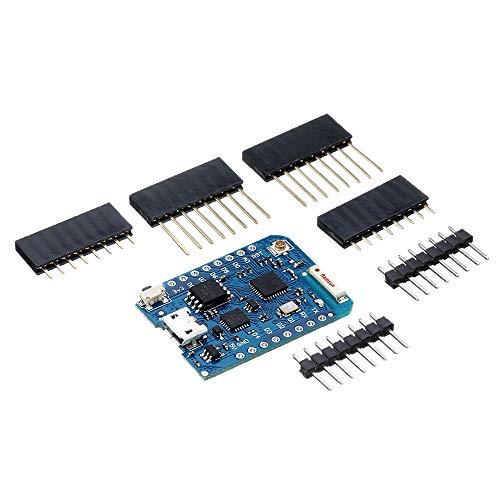 ILS - 3 stuks D1 Mini Pro 16M Bytes aansluiting voor externe antenne Esp8266 WiFi Internet van de dingen Development Board