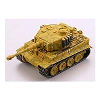 カプセルQミュージアム ワールドタンクデフォルメ7 激闘 東部戦線編 (ティーガー VS T-34) [4.ティーガーI中期型(2色迷彩)](単品)