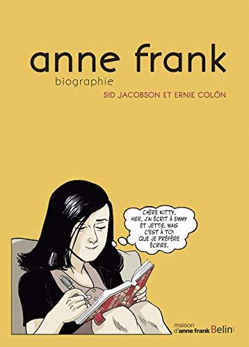 Anne Frank : biographie en BD