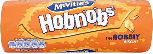 McVitie Hobnobs (300 g) - Packung mit 2