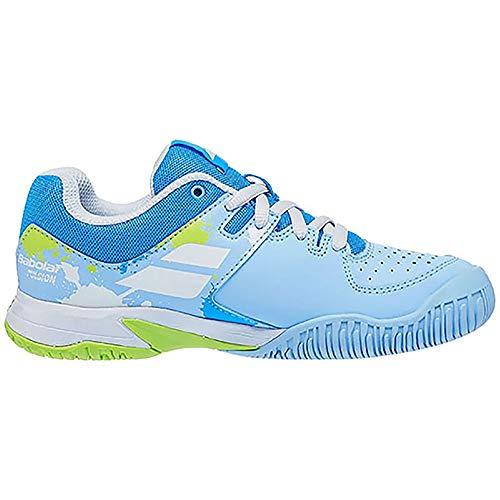 Babolat Unisex-Kinder Pulsion All Court JR Tennisschuhe, Crystal Blue, 34 EU