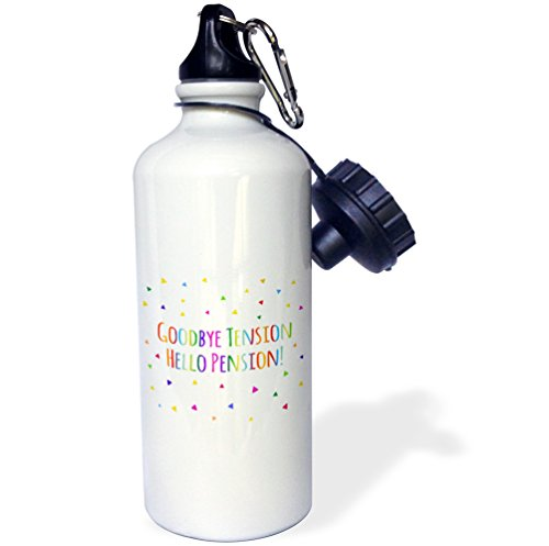 Price comparison product image 3dRose Ramadan Mubarak - Blessing For The Start Of Muslim Fasting Festival Sports Water Bottle,  21Oz,  Multicolored