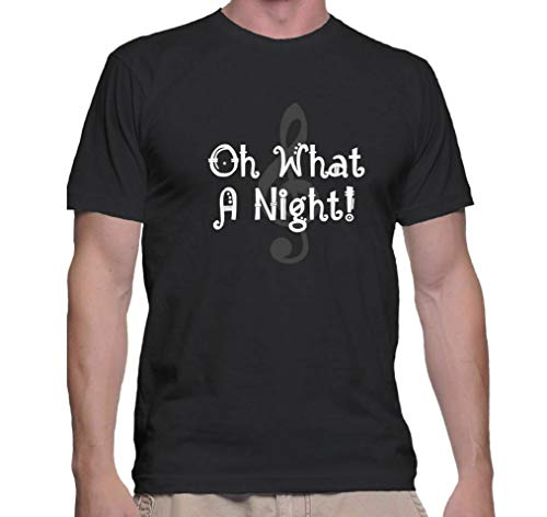 Res Oh What A Night (Frankie Valli & The Four Seasons) T-Shirt