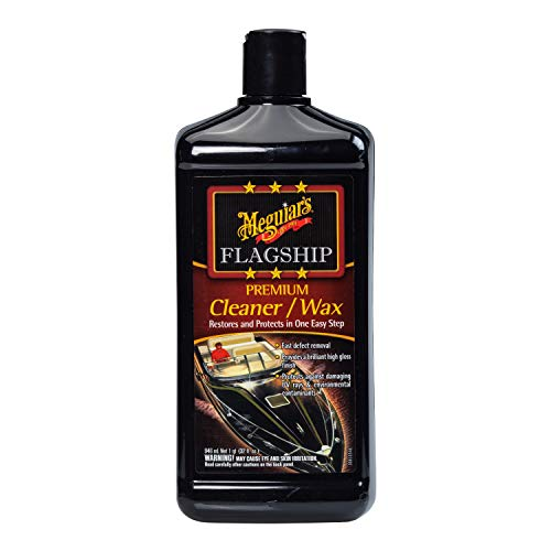 Meguiars Inc. M6132 Flagship Premium Cleaner/Wax 32