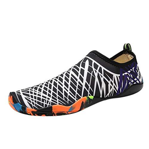 UXITX flip flop Unisex Outdoor Sport Schoenen Duikschoenen Zwemschoenen Yoga Creek Comfortabele Antislip Slides Badkamer Sandalen Zachte Zool