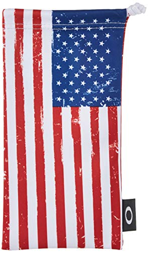 Oakley Country Flag Microbag, USA Flag, One Size