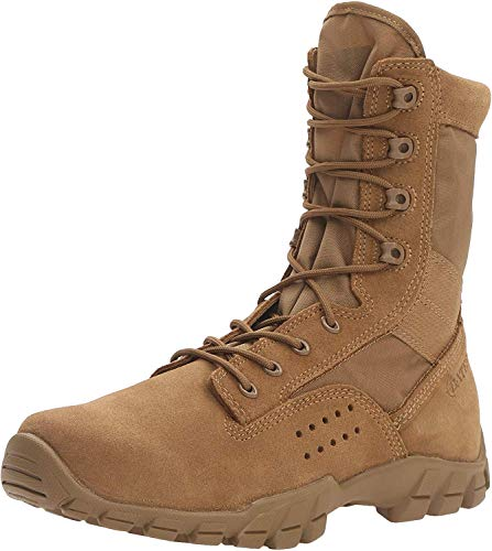 Bates Men's Cobra 8' Coyote Tactical Jungle Boot, 11.5 M US