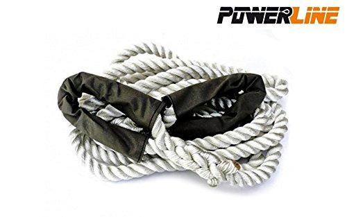 Preisvergleich Produktbild Kinetisches Seil Bruchlast 15 T,  10 m,  28 mm Off Road Kinetikseil Bergeseil PowerLine