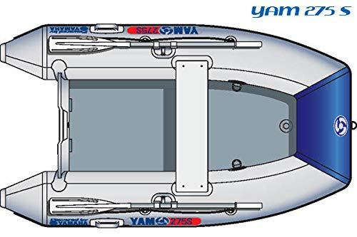 Prowake Schlauchboot Yamaha 275S 275cm mit Marine-Holzboden
