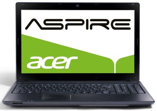 Acer Aspire 5742G-5464G32Mnkk 39,6 cm (15,6 Zoll) Laptop (Intel Core i5 460M, 2,5GHz, 4GB RAM, 320GB HDD, nVidia GT420M, DVD, Win 7 HP)