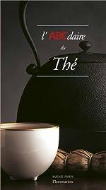 L'ABCdaire du thé de Kitti Cah Sangmanee