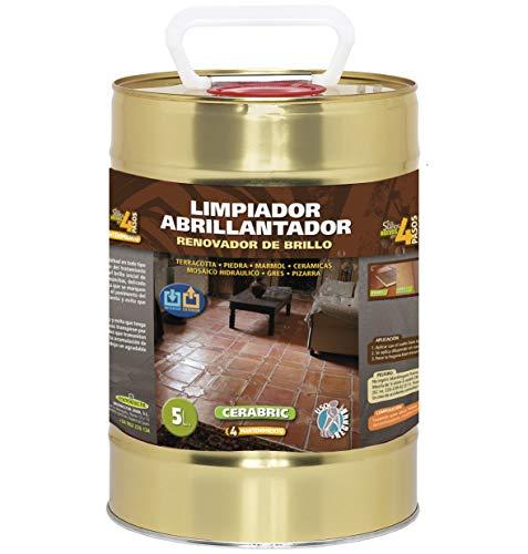 MONESTIR CERABRIC Limpiador ABRILLANTADOR RENOVADOR Brillo 5L
