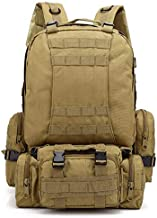 Best molle backpack 55l Reviews