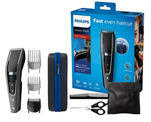 Philips 7000 HC7650/15 Cortapelos Lavable Hairclipper series