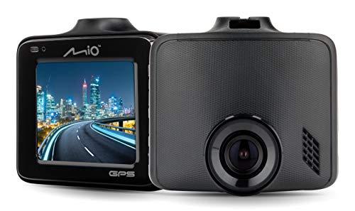 Mio Caméra DVR Full HD de Voiture Noir