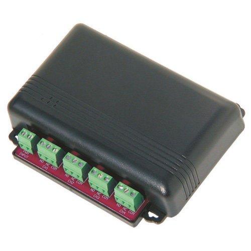 Seco-Larm SK-919TP4H-NUQ 4-Button Slimline Handheld Transmitter
