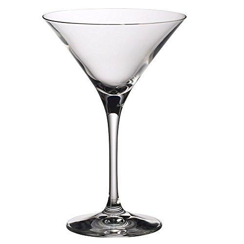 Villeroy & Boch 11-3786-8225 Copa de Martini, Cristal, 12 x 12 x 17.5 cm, 2 Set