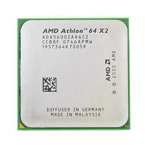 AMD Athlon 64X25600+ 2,8gHz Dual-Core Socket AM2procesador ADA5600IAA6CZ (430)