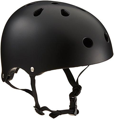 SFR Essentials Helmet Casque de vélo Homme, Homme, H159, Noir, 42