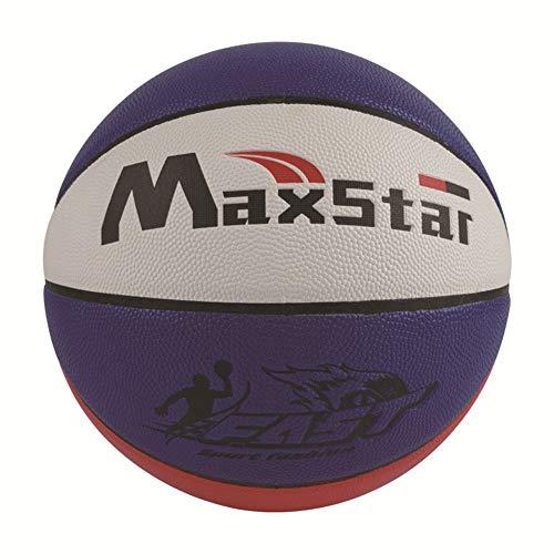 Panpan Tamaño de Baloncesto 7, Baloncesto Ideal para Todas Las Superficies, apropiados para Uso al Aire Libre y Uso