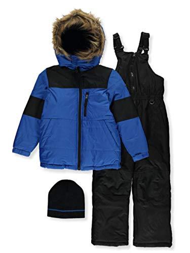 Pink Platinum/Ixtreme Boys Ixtreme Colorblocked Better Snowsuit, 2T