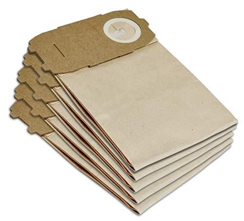 Invest 10 Staubsaugerbeutel für Vorwerk Kobold VK 118 119 120 121122 Papiertüten
