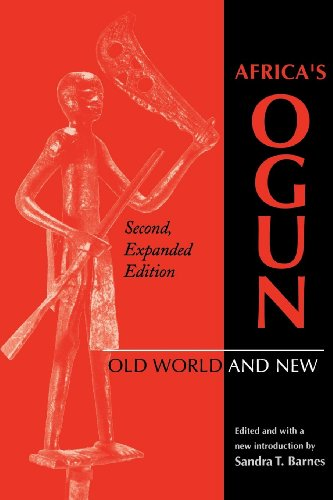 Africa's Ogun: Old World and New (African Systems of Thought)