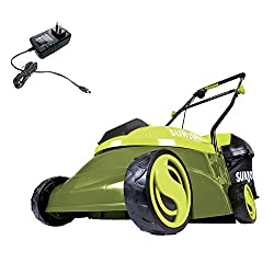 Cool gadgets - a Review of the Coolest Gadgets you can buy - Sun Joe MJ401C 14-Inch 28-Volt Cordless Push Lawn Mower