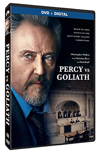 Percy Vs Goliath [DVD]