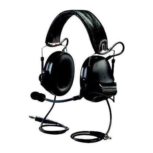 Best Prices! Peltor Dual Communication Headset, Blk, 20dB NRR