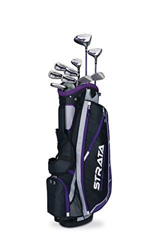 Callaway Women's Strata Plus Complete Golf Set, Prior Generation (14-Piece,...