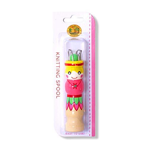 Lion Brand Yarn Knitting Spool, Multi