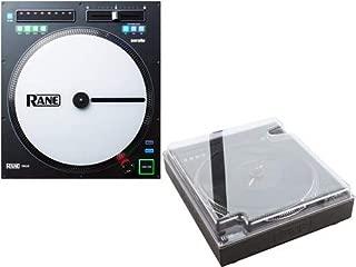 Rane DJ Twelve Serato DJ Controller w/Decksaver Cover