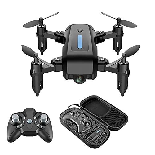 PAKUES-QO Drones 720P, Quadcopter Pequeño con Función De Retorno Al Hogar con Una Tecla Y Modo Sin Cabeza, Fácil De Usar, Apto para Niños Y Principiantes