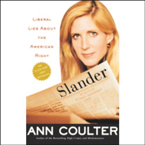 Slander audiobook cover art