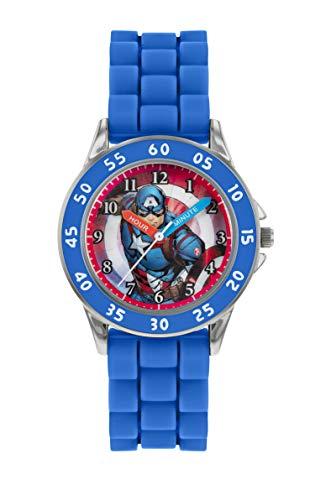 Avengers Quarz Uhr mit Silicone Armband AVG9033