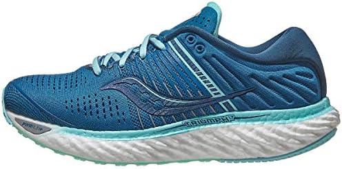 Saucony Women s Triumph 17 Blue Aqua 9 5 B US product image
