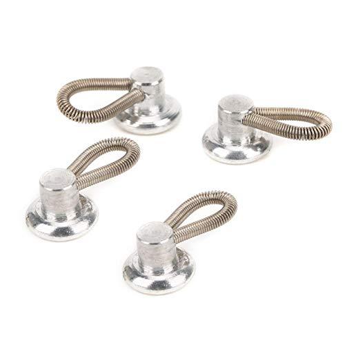 Aoutecen Extensores de Cintura, botón extendido, Ajustable, Sujetador de Ropa, Bolsa para Pantalones Vaqueros